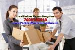 Packers and Movers Bangalore Karnataka