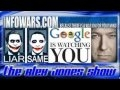 Alex Jones Show June 19 2011 - World War 3, Google CEO Eric Schmidt